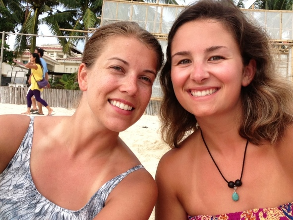 all smiles in Boracay