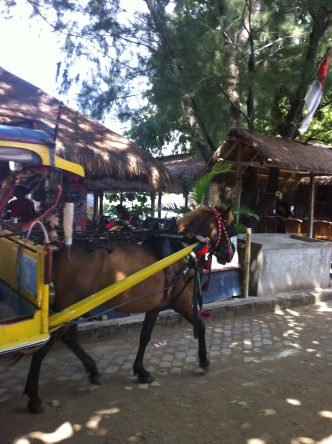 transport on Gili