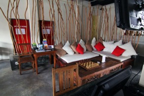 Lobby - Kayun Hostel