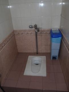 ew. squat toilet
