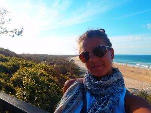 Me @ Rainbow Beach
