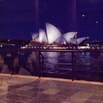 Opera House Magic!