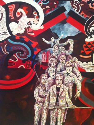 maori art!
